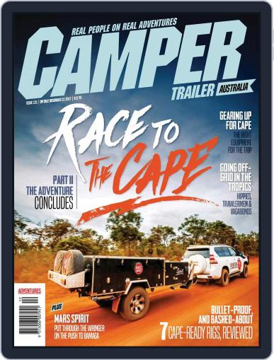 Camper Trailer Australia (Digital) December 1st, 2017 Issue Cover