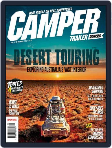 Camper Trailer Australia (Digital) September 1st, 2017 Issue Cover
