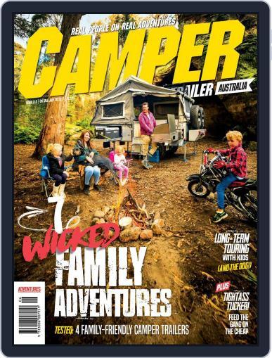 Camper Trailer Australia (Digital) July 15th, 2017 Issue Cover