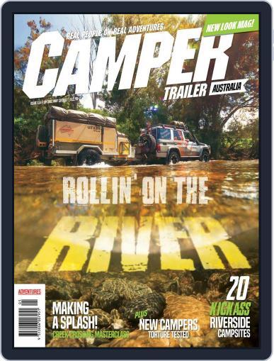 Camper Trailer Australia (Digital) July 1st, 2017 Issue Cover