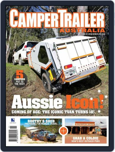 Camper Trailer Australia (Digital) December 1st, 2016 Issue Cover