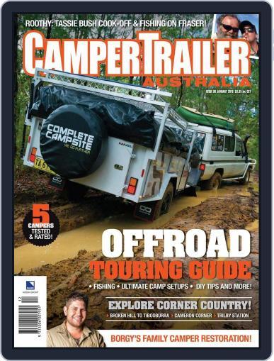 Camper Trailer Australia (Digital) December 17th, 2015 Issue Cover