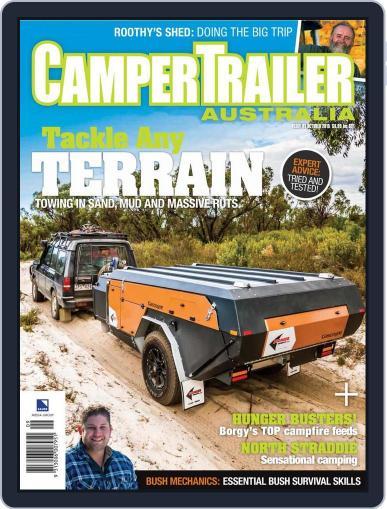 Camper Trailer Australia (Digital) September 16th, 2015 Issue Cover