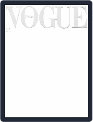Vogue Italia (Digital) April 1st, 2020 Issue Cover