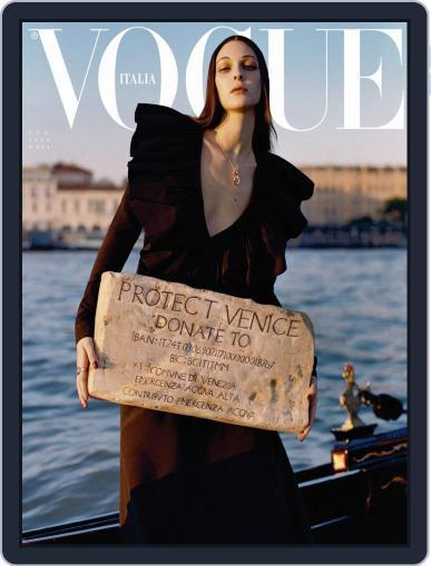 Vogue Italia (Digital) February 1st, 2020 Issue Cover