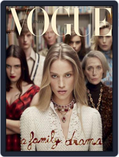 Vogue Italia (Digital) December 1st, 2019 Issue Cover