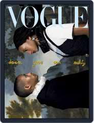 Vogue Italia (Digital) Subscription October 1st, 2019 Issue