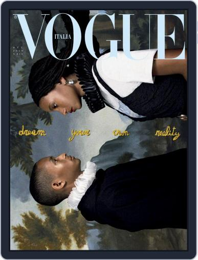 Vogue Italia (Digital) October 1st, 2019 Issue Cover