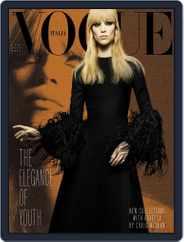 Vogue Italia (Digital) Subscription January 1st, 2019 Issue