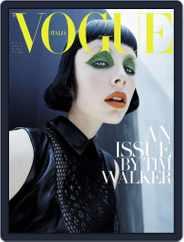 Vogue Italia (Digital) Subscription December 1st, 2015 Issue