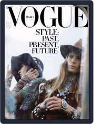 Vogue Italia (Digital) Subscription December 9th, 2014 Issue