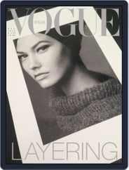 Vogue Italia (Digital) Subscription October 7th, 2014 Issue