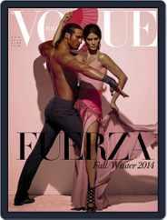 Vogue Italia (Digital) Subscription August 5th, 2014 Issue