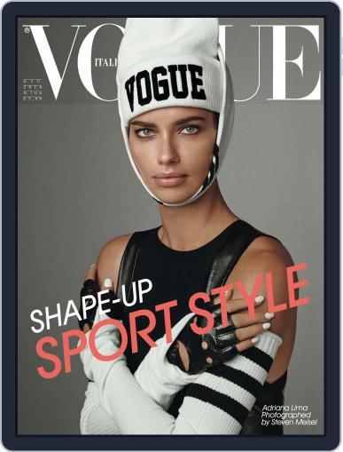 Vogue Italia (Digital) June 10th, 2014 Issue Cover
