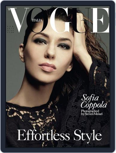 Vogue Italia (Digital) February 6th, 2014 Issue Cover