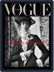 Vogue Italia (Digital) Subscription October 10th, 2013 Issue