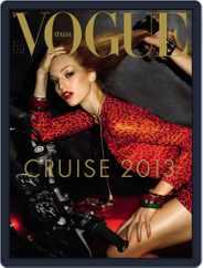 Vogue Italia (Digital) Subscription December 11th, 2012 Issue