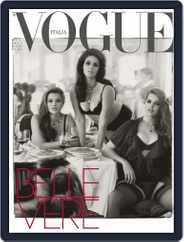 Vogue Italia (Digital) Subscription June 16th, 2011 Issue