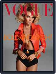 Vogue Italia (Digital) Subscription March 21st, 2011 Issue