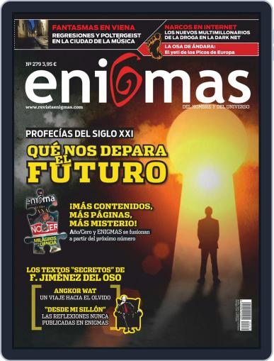 Enigmas Magazine (Digital) February 1st, 2019 Issue Cover