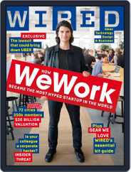 WIRED UK (Digital) Subscription July 1st, 2018 Issue