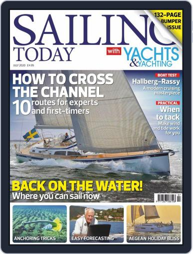 Sailing Today (Digital) July 1st, 2020 Issue Cover