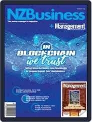 NZBusiness+Management (Digital) Subscription February 1st, 2019 Issue
