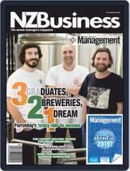 NZBusiness+Management (Digital) Subscription December 1st, 2018 Issue