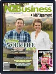 NZBusiness+Management (Digital) Subscription November 1st, 2018 Issue