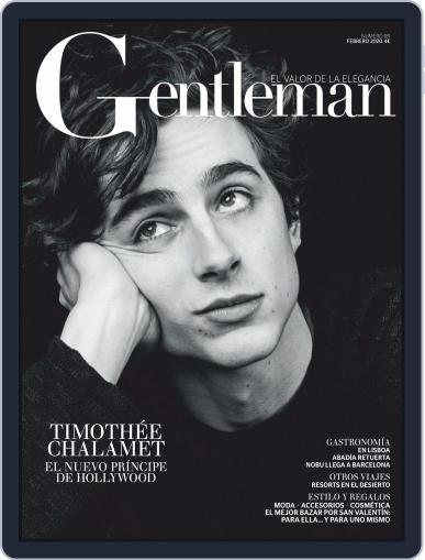 Gentleman España (Digital) February 1st, 2020 Issue Cover