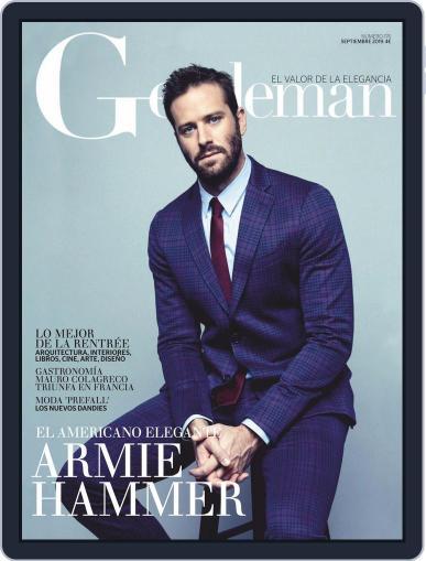 Gentleman España (Digital) September 1st, 2019 Issue Cover