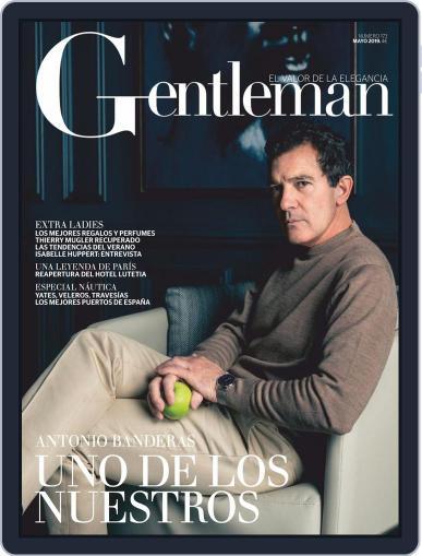 Gentleman España (Digital) May 1st, 2019 Issue Cover