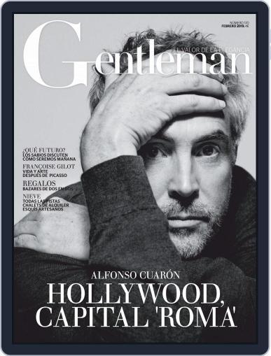 Gentleman España (Digital) February 1st, 2019 Issue Cover