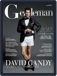 Gentleman España (Digital) Subscription December 1st, 2017 Issue