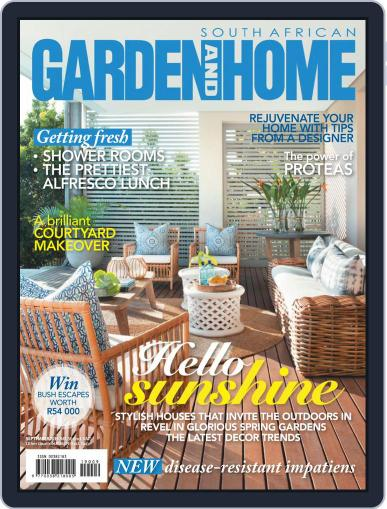SA Garden and Home (Digital) September 1st, 2019 Issue Cover