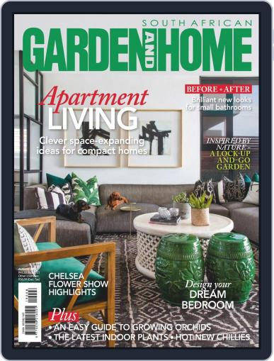 SA Garden and Home (Digital) August 1st, 2019 Issue Cover
