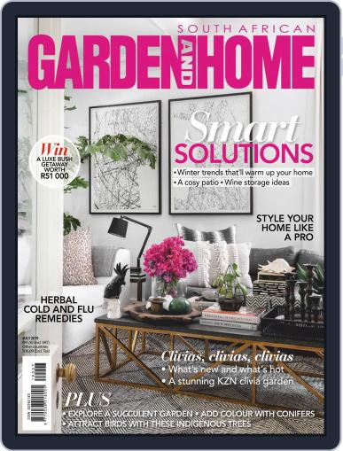 SA Garden and Home (Digital) July 1st, 2019 Issue Cover