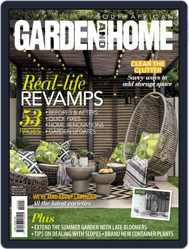 SA Garden and Home (Digital) March 1st, 2019 Issue Cover