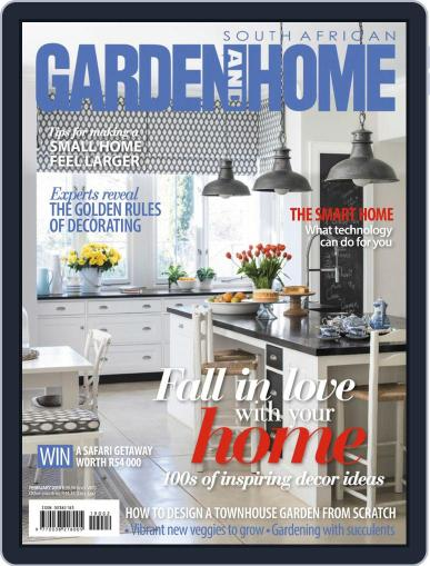 SA Garden and Home (Digital) February 1st, 2019 Issue Cover