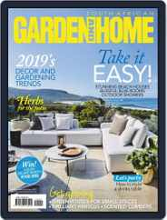 SA Garden and Home (Digital) Subscription January 1st, 2019 Issue