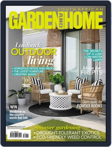 SA Garden and Home (Digital) November 1st, 2018 Issue Cover