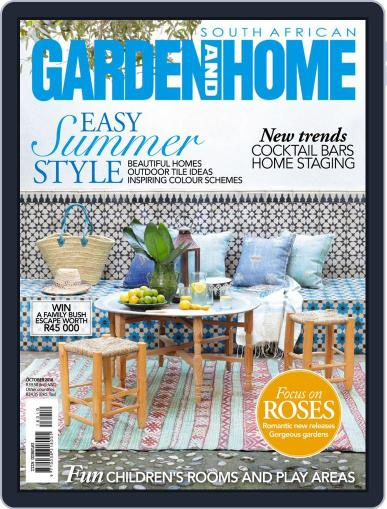 SA Garden and Home (Digital) October 1st, 2018 Issue Cover