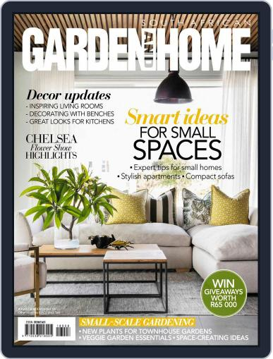 SA Garden and Home (Digital) August 1st, 2018 Issue Cover