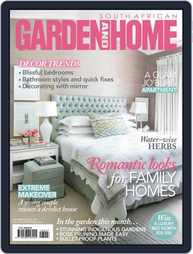 SA Garden and Home (Digital) July 2nd, 2018 Issue Cover