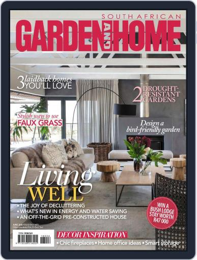 SA Garden and Home (Digital) June 1st, 2018 Issue Cover