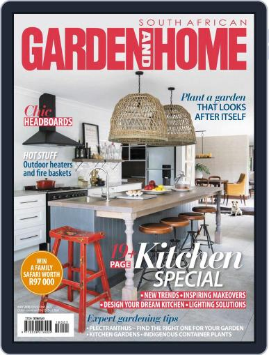 SA Garden and Home (Digital) May 1st, 2018 Issue Cover