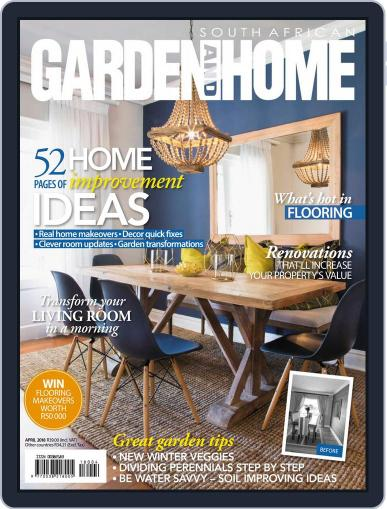 SA Garden and Home (Digital) April 1st, 2018 Issue Cover