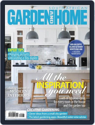 SA Garden and Home (Digital) March 1st, 2018 Issue Cover