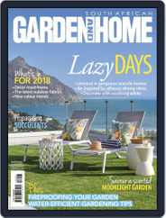 SA Garden and Home (Digital) Subscription January 1st, 2018 Issue