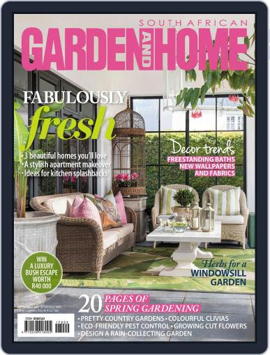 SA Garden and Home (Digital) September 1st, 2017 Issue Cover
